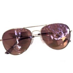 Juicy Couture Sunglasses Aviator Style Purple NWT